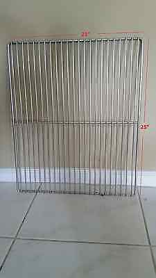 Commercial Stainless Steel Oven or Refrigeration Racks
