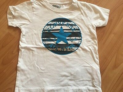 Boys Converse T Shirt 5-6 Years