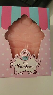 the pampery cupcake soap