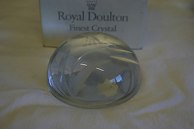 Royal Doulton paperweight