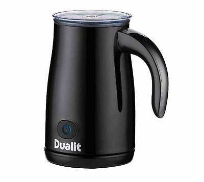Dualit 84145 500ml Milk Frother - Black.