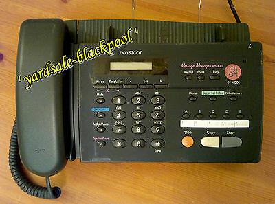 Brother Fax Machine ~ FAX-520DT
