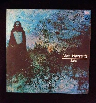 "Alan Sorrenti ""aria"" 3C 064-17836"