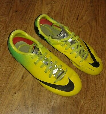 Nike Mecurial Football Boots Size Uk 2