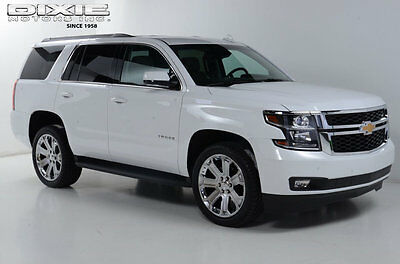 2016 Chevrolet Tahoe 22 Inch Wheels-Navigation-Luxury Package-Rear Seat 22 Inch Wheels-Navigation-Luxury Package-Rear Seat Entertainment Low Miles. Load