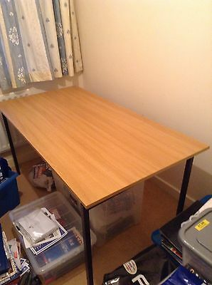 Wooden Desk COLLECTION ONLY