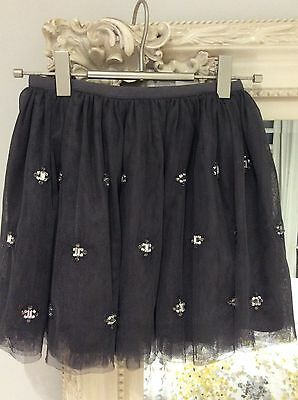 Girls Marks And Spencer 6-7 Party Skirt