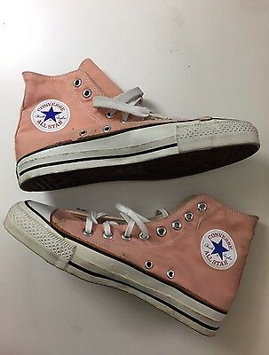 Converse All Star Chuck Taylor Original Vintage Made in USA 6,5 Deadstock 80s