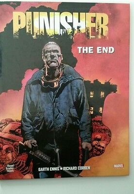 Panini Comics - Punisher - The end
