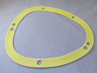 04-0055 NORTON SINGLE DOMINATOR COMMANDO 1957on GEARBOX OUTER COVER GASKET