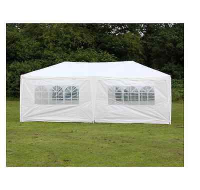 Palm Springs 3 x 6m Tent/ Marquee Party Outdoors White