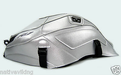 Yamaha YZF-R1M 2015 BAGSTER TANK COVER silver TANK PROTECTOR in STOCK yzf 1701C