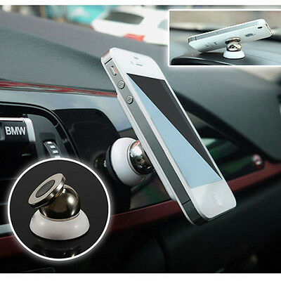 Phone Car Holder Magnetic Support Mount Stand Universal Cell Dash Gps Tablet Mob