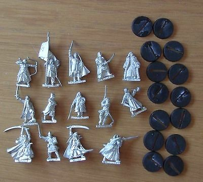 Warhammer Citadel Miniatures - Lord of the Rings Mixed lot  - Unpainted