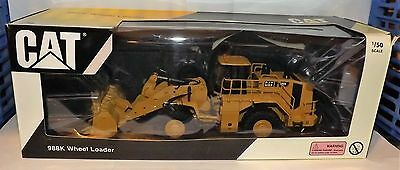 Tonkin Replicas Tr10001 Cat 988K Wheel Loader 1:50 Scale Pre-Owned Boxed