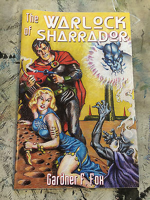 Golden Age reprint vintage pulp Comic Book story by Gardner Fox