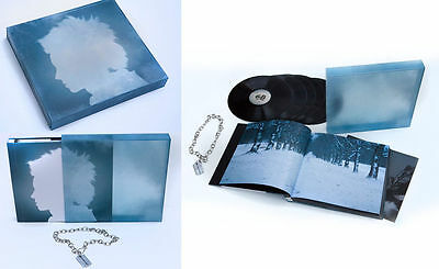 The Girl with the Dragon Tattoo Vinyl Box Set Limited Edition NIN Trent Reznor
