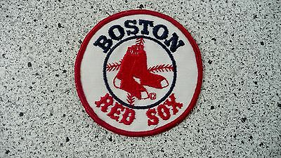 1980s New and Unused Boston Red Sox Sew on Patch, Baseball