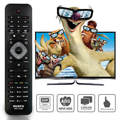 For Philips LCD/LED + Smart TV remote control Universal RM-L1128 acement