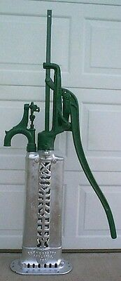 MYERS WINDMILL  HAND WELL PUMP for FARM GARDEN PAT. AROUND 1900 NO.2