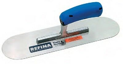 "14"" Premium Pool Trowel with Round Ends"