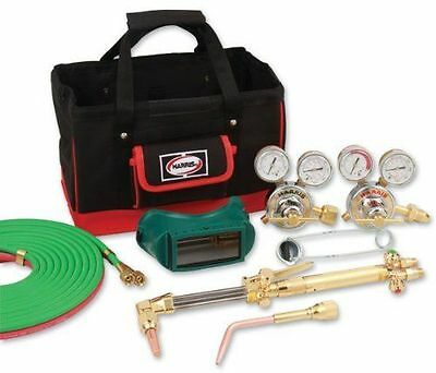 Harris Steelworker 8525gx 510 DLX Torch Kit with Hose and Bag