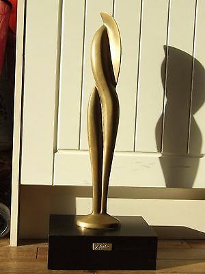 Yael Shalev Sculpture in Bronze LTD Edition 10/25
