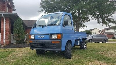 96 Toyota Hijet Mint Condition NO RESERVE