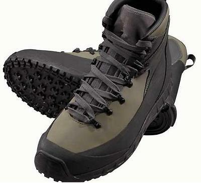 NEW IN BOX Patagonia Rock Grip Wading Boots Fly Fishing Men's -Sticky/Studded-11