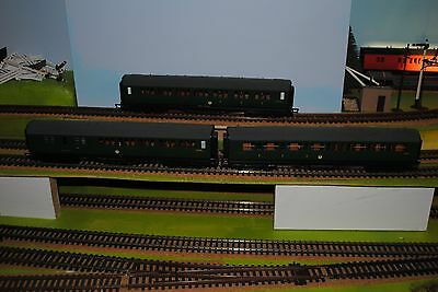 Hornby Coaches