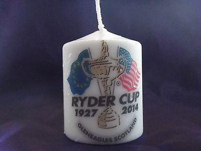 Ryder Cup Gift - Candle
