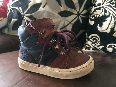 Next Toddler Boys Boots Size 5