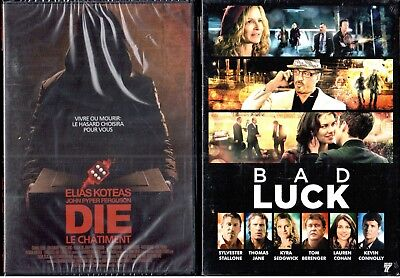 DVD Die Le chatiment - Bad Luck (Neuf) | Policier - thriller | Stallone