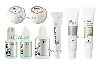 --REMOVER BL Lashes-- for Eyelash Extension Glue Adhesive Removal