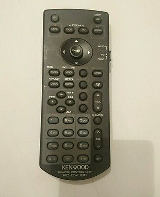 Kenwood DNX7120 Remote Control RC-DV330