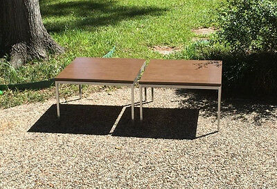 Florence Knoll Coffee Tables Mid century modern