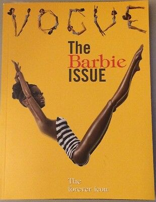 Vogue The Barbie Issue