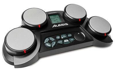 Alesis Compactkit 4 - 4-Pad Portable Tabletop Drum Kit  - NEW!