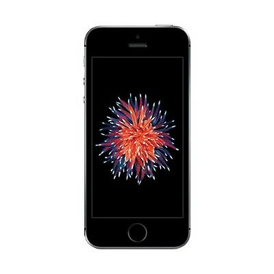 Apple Iphone Se 4G 64Gb Black (Raum Grey)