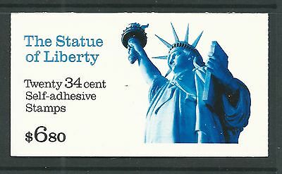 Bk283 Statue Of Liberty Nh Xf @ Face