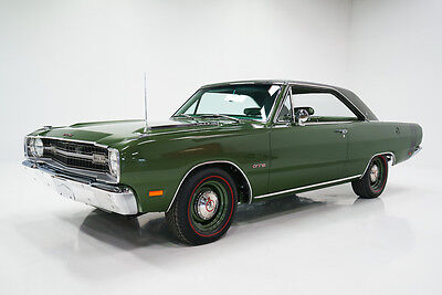 1969 Dodge Dart GTS Hardtop 2-Door 1969 Dodge Dart GTS Hardtop Fully Restored, Documented w/Buildsheet, Govier Docs