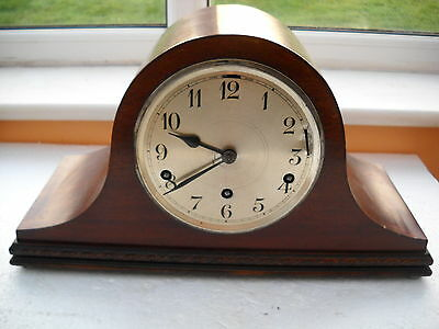 Westminster/whittington Mantel Clock, Working But Needs Attention.