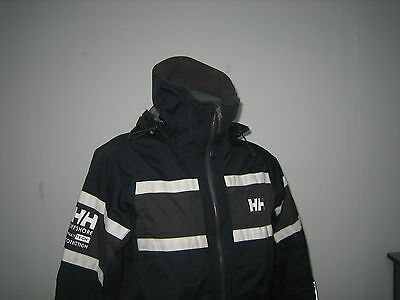 Helly Hansen Offshore Protection Mens Yachting Sailing Jacket Size S/P Waterpoof
