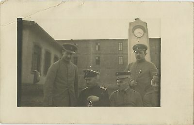 German WW1 Photograph, Officers ,1914-1918 #9