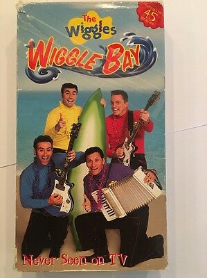 Wiggles, The: Wiggle Bay (VHS, 2003)