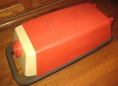 Vintage Sears, Roebuck & Co. Kenmore Compact 2128 Canister Vacuum Cleaner