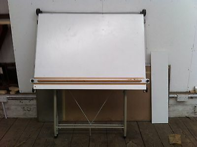 Architect's Drawing board with parallel motion A/O size