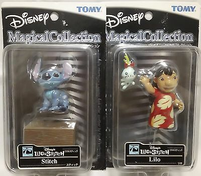 Disney Lilo & Stitch Magical Collection action figure set  Tomy