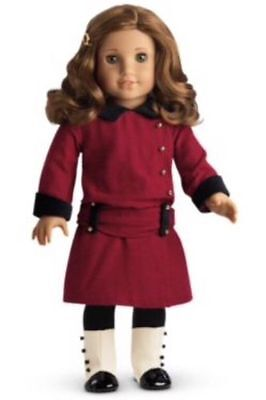 American Girl Rebecca's Classic Meet Outfit ~ Brand New in Package ~ Retired
