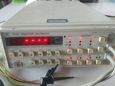 Hp 5005A Powers Up